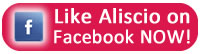 Aliscio cosmetics is on Facebook